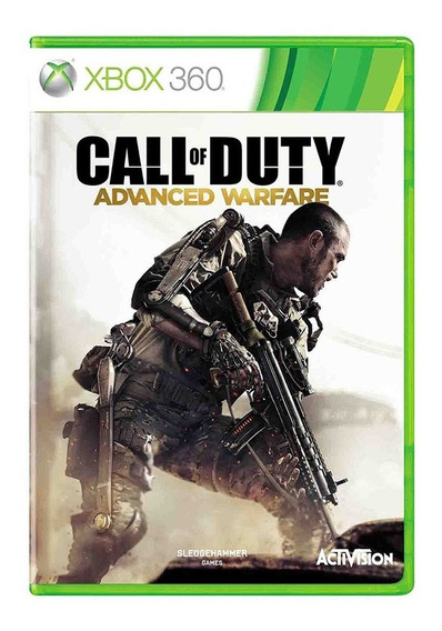 Call Of Duty Advanced Warfare - Xbox 360- Original - Usado