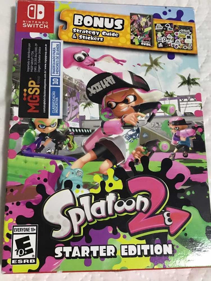 Splatoon Starter Edition