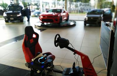 Alquiler Simuladores Conducción Realidad Virtual