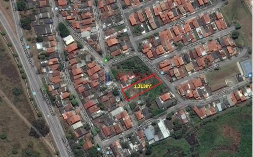 Imagem 1 de 2 de Ótima Área Residencial Com 1.313m² Na Vila São Benedito, São José Dos Campos. - Ar0016