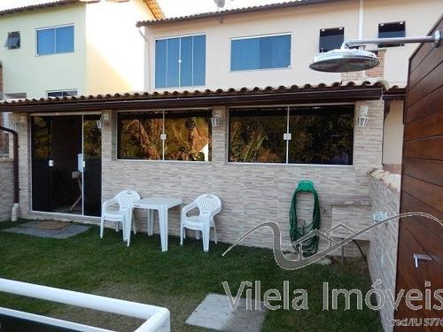 Imagem 1 de 15 de Linda Casa Duplex Em Vila Suíça  -  Miguel Pereira - 555