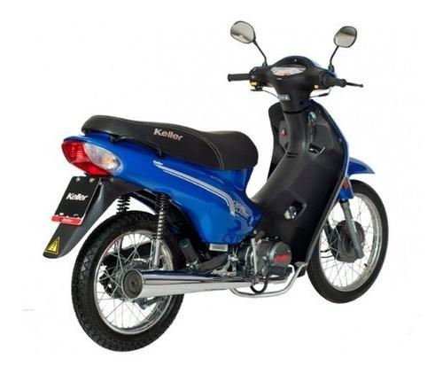 Keller Crono 110cc - Motozuni Burzaco