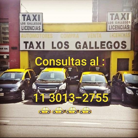 Licencia Taxi -consultenos-armamos Su Auto Particular A Taxi