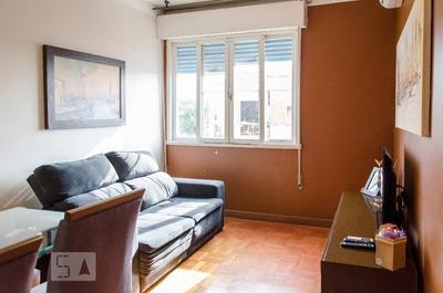 Apartamento No 3º Andar Com 2 Dormitórios E 1 Garagem - Id: 892933692 - 233692
