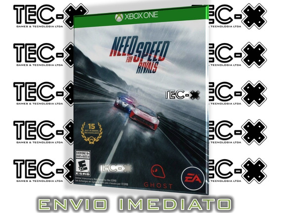 Need For Speed Rivals Xbox One Digital Online