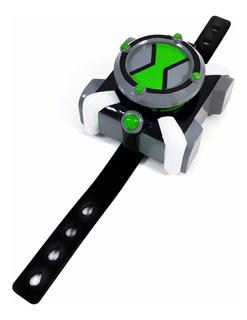 Ben 10 Omnitrix Lanzador De Discos Boing Toys - 76921