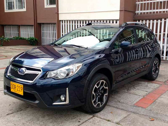 Subaru Xv Limited 2017-full Equipo