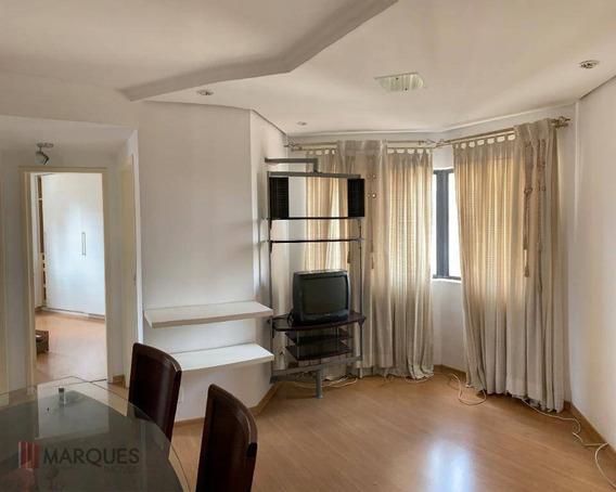 Apartamento Para Alugar, 50 M² Por R$ 1.200,00/mês - Vila Tijuco - Guarulhos/sp - Ap0097