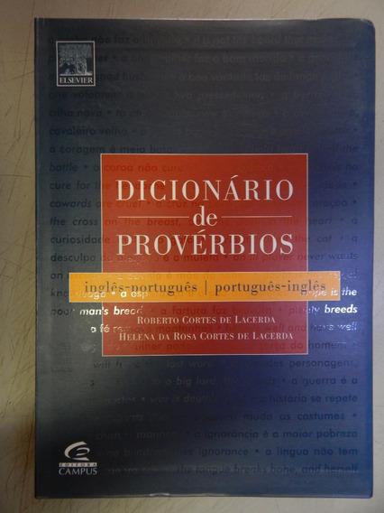 Dicionario De Proverbios - Ing - Port / Port - Ing