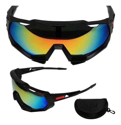 Gafas Para Ciclismo Con Estuche