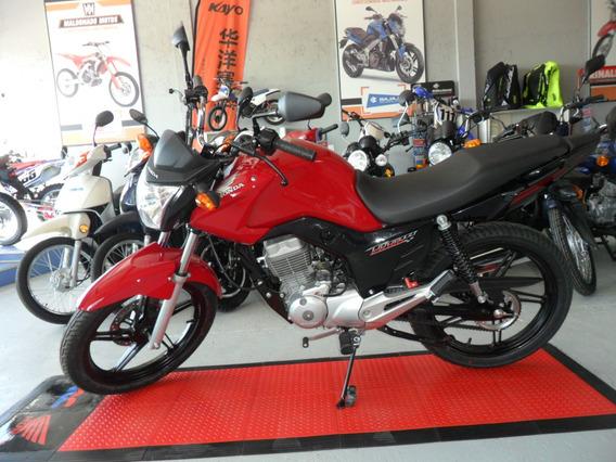 Honda Cg150 Titan 2019