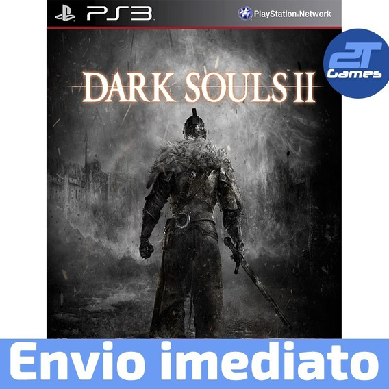 Dark Souls Ii 2 Ps3 Psn Legendas Português Br Pronta Entrega