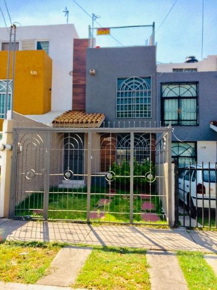 Casa En Venta Villas Perisur,zapopan.