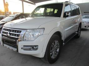 Mitsubishi Montero Limited, V6, Color Blanco, Modelo 2015