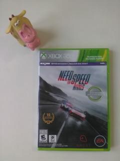 Need For Speed Rivals Xbox 360 Nuevo Garantizado