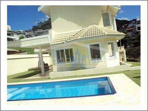 Casa Com 4 Dormitórios À Venda, 400 M² Por R$ 2.500.000,00 - Condomínio Residencial Água Verde - Atibaia/sp - Ca0487