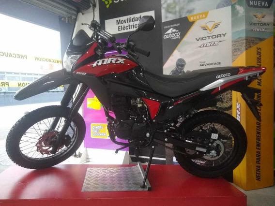 Motocicleta Victory Mrx 150