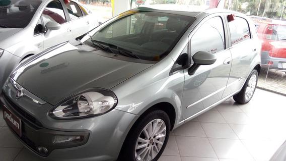 Fiat Punto 1.6 16v Essence Flex 5p 2016