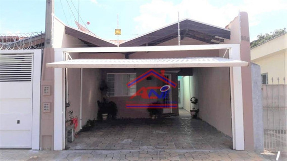 Casa Com 3 Dormitórios À Venda, 130 M² Por R$ 286.200,00 - Jardim Santana - Hortolândia/sp - Ca0125