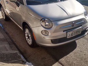 Fiat 500 1.4 2012 Cult Completo - 2012
