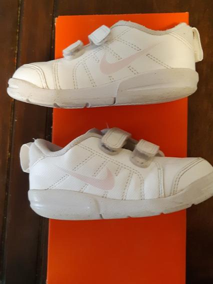 Zapatillas Nike Pico Lt Niña Talle 23.5