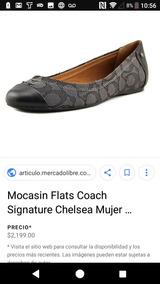Zapatos De Mujer Coach
