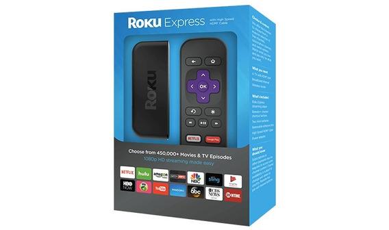 Roku De Mostruario Express Smart Streaming Player 3900rw