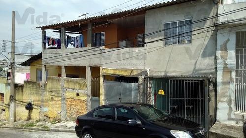 Casa Térrea À Venda Em Jardim Roberto  -  Osasco - 29048