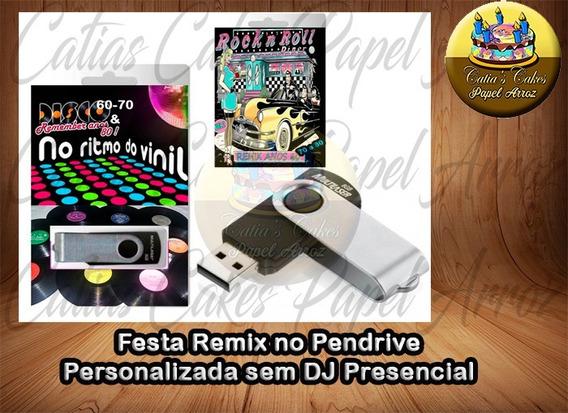 Som Para Festa Remix Anos 60 - 70 - 80 Mixage Dj Blueberry