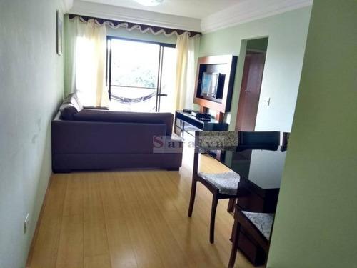 Imagem 1 de 30 de Apartamento Com 3 Dormitórios À Venda, 113 M² Por R$ 470.000,00 - Rudge Ramos - São Bernardo Do Campo/sp - Ap3451