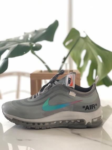 Nike Air Max 97 Menta X Off White