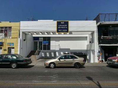 Local Comercial En Renta En San Andrés 1a. Sección En Guadalajara