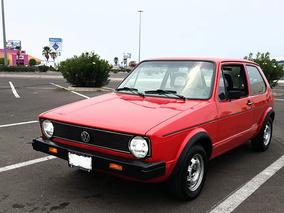 Volkswagen Caribe 79 1979