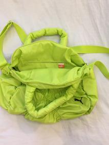 Bolsa Bag Sport Puma Verde