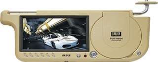 Monitor Tapasol Auto Tft-lcd+dvd De 7 Pulgadas B52