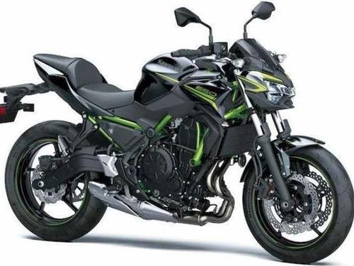 Kawasaki Z650 Abs 2021