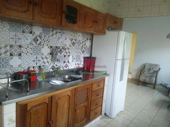 Casa Com 3 Dormitórios À Venda, 172 M² Por R$ 345.000 - Esplanada Santa Terezinha - Taubaté/sp - Ca2285