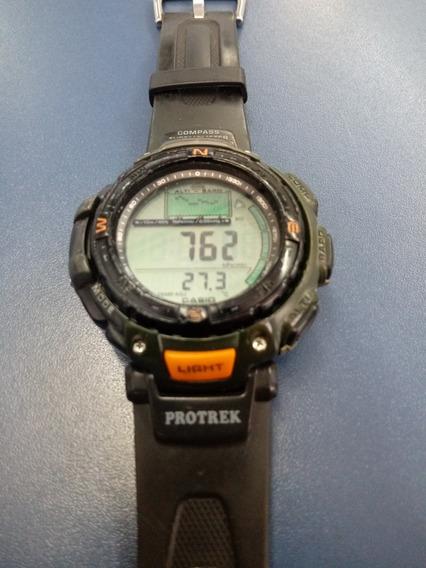 Protrek Casio Prg 40 Triple Sensor
