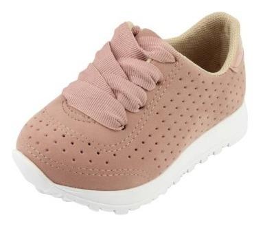 Tênis Infantil Bebê Meninas Molekinha R.2128102
