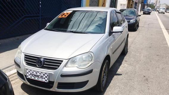 Volkswagen Polo Sedan 2008 1.6 Comfortline Total Flex 4p