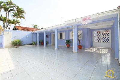 Casa No Bairro São João Batista Em Peruíbe - 2874