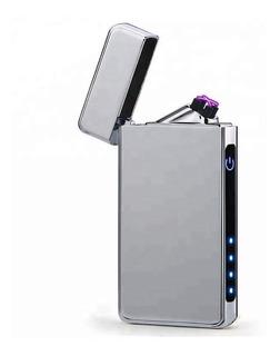 Encendedor Led Plasma Eléctrico Recargable Envío Gratis