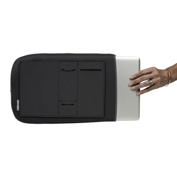 Capa Case Luva Para Notebook De 14 E 15 Polegadas + Kit