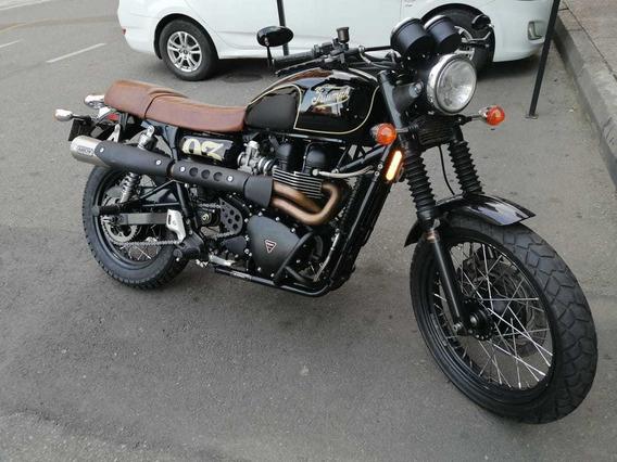 Triumph Scrambler 2011