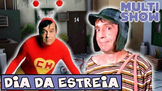 Dvds Chaves E Chapolin Dublado Multishow 514 Capitulos