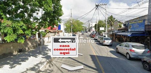 Imóvel Comercial Frente Ao Supermercado Princesa - Centro - Maricá/rj - Ca4525