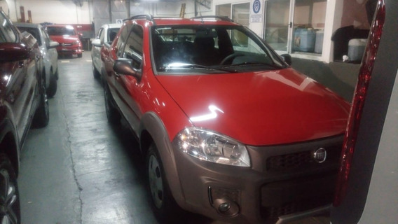 Fiat Strada 1.4 Working Financia Hasta El 80%df