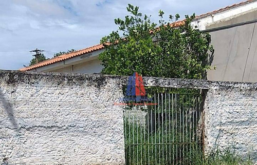 Terreno À Venda, 300 M² Por R$ 285.000 - Jardim Paulistano - Americana/sp - Te0394