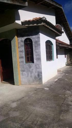Chácara Com 3 Dormitórios À Venda, 1120 M² Por R$ 380.000,00 - Cipó Guaçu - Embu-guaçu/sp - Ch0023