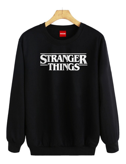 Sudadera Hombre Dama Stranger Things Eleven Once Sueter #212